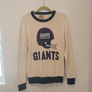 Junk Food Giants Sweater